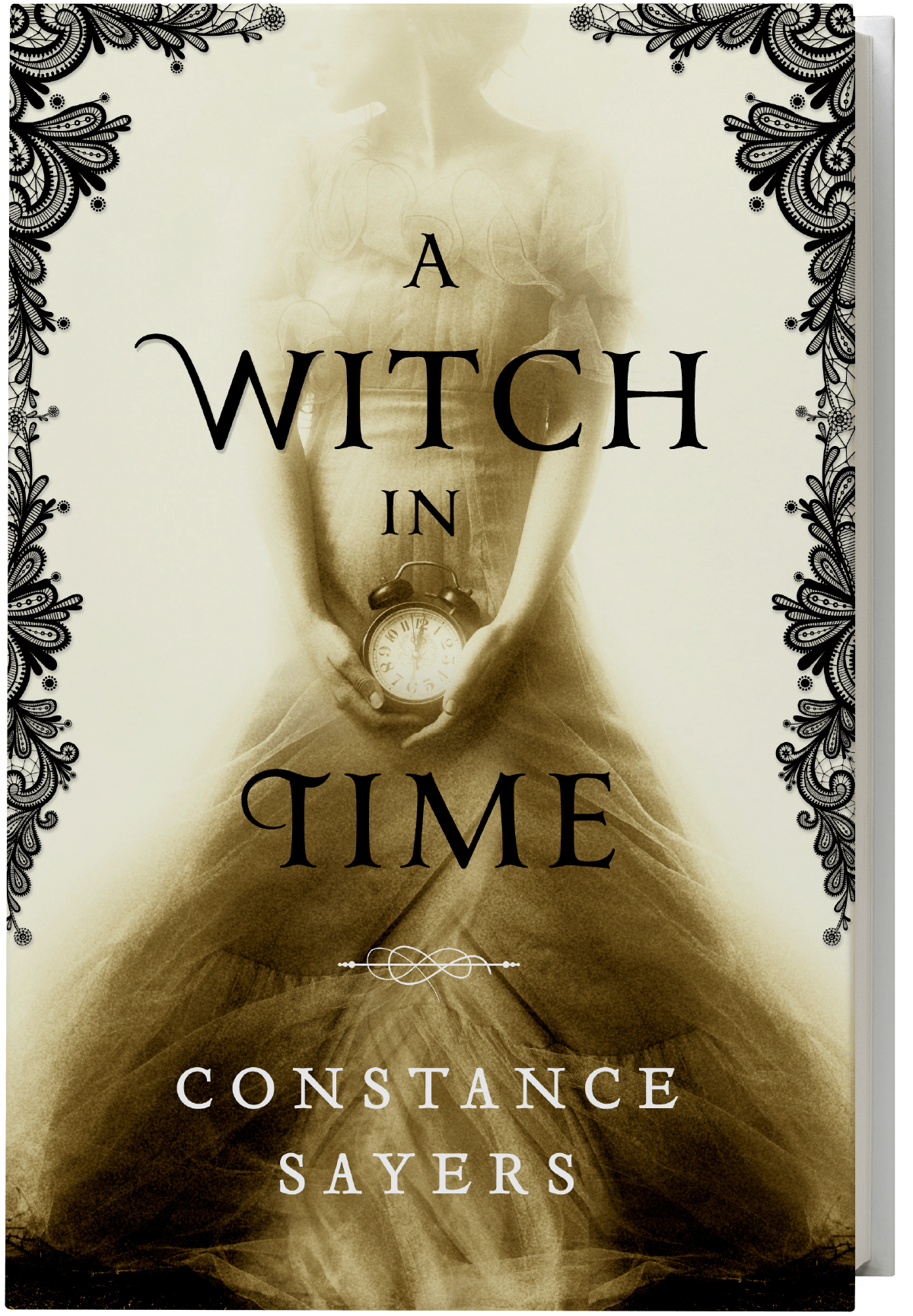 A Witch in Time book cover