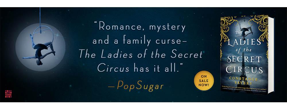 Ladies of the Secret Circus header